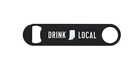 Indiana Drink Local Bottle Opener - Basket Pizzazz