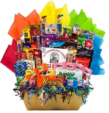 Candy Extravaganza - Basket Pizzazz