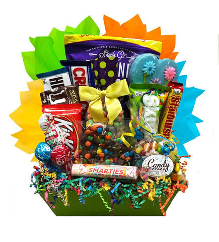 Candy Celebration - Basket Pizzazz