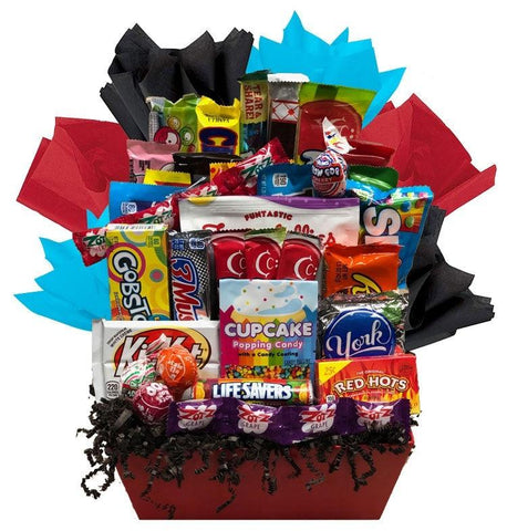 Candy Fuel - Basket Pizzazz