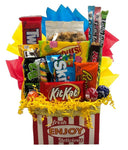 Candy Fun - Basket Pizzazz