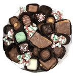 Gourmet Chocolate Plate - Basket Pizzazz