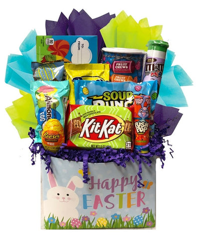 Easter Sunday Funday - Basket Pizzazz