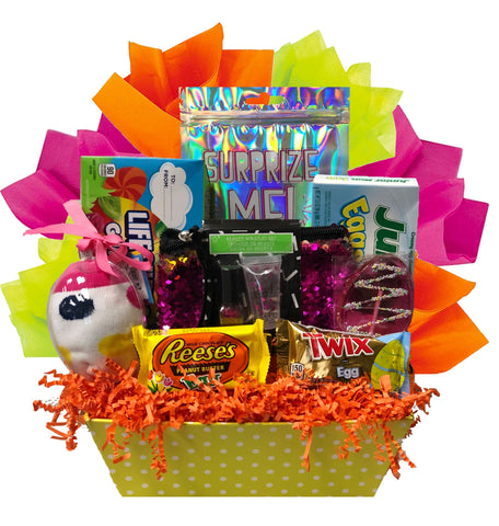 Easter Surprise - Basket Pizzazz