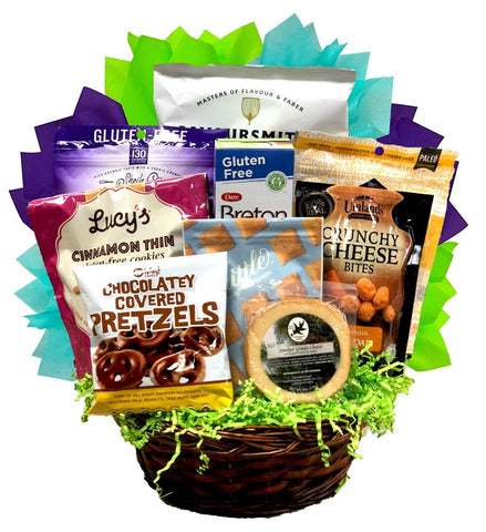 Gluten Free Treats - Basket Pizzazz