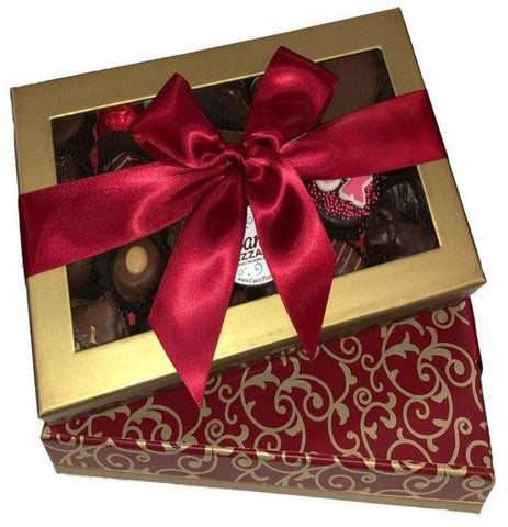 Chocolate Love Box - Basket Pizzazz