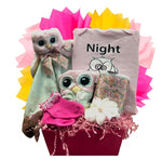 Night Owl - Basket Pizzazz