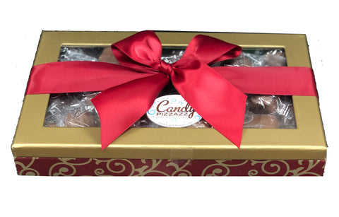 Sweet and Safe Chocolates - Basket Pizzazz