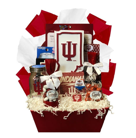The Ultimate Hoosier - Basket Pizzazz