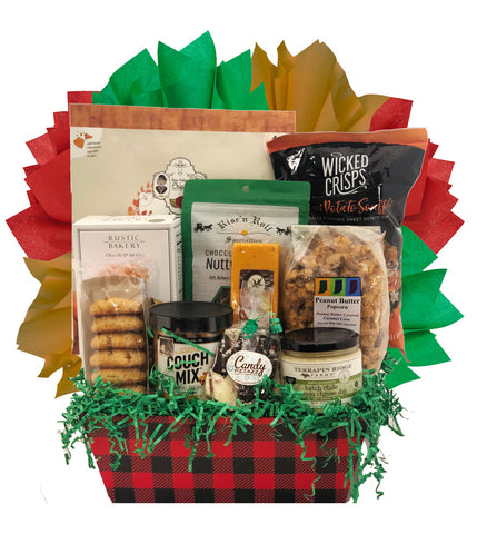 Winter Cheer - Basket Pizzazz