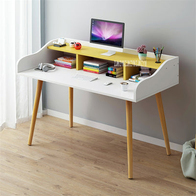 Wood Simple Office Desk