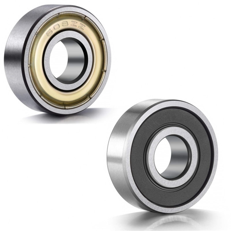10PCS Steel bearing