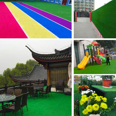 1.5cm Thickness Artificial Lawn Carpet