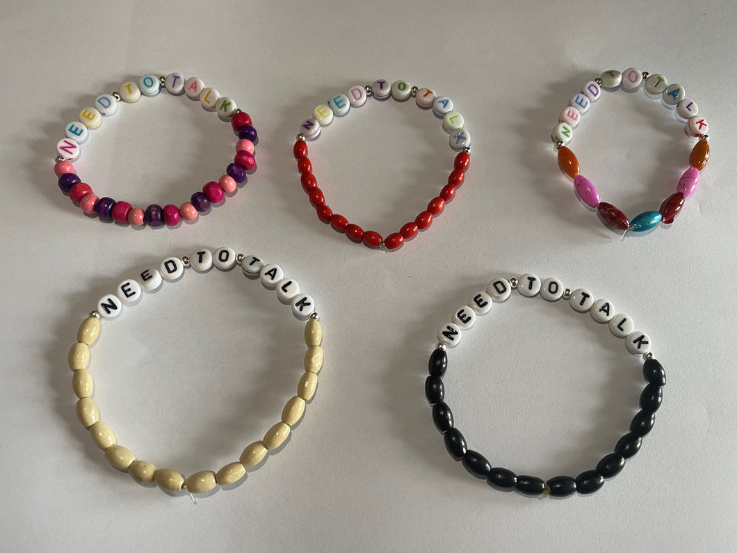 Uniquely Hand-Crafted NTT Bracelets