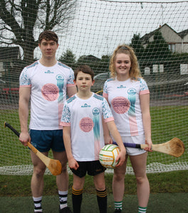 "NTT ""Awareness Throughout Ireland"" Jerseys"
