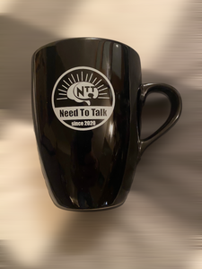 Need To Talk Mug