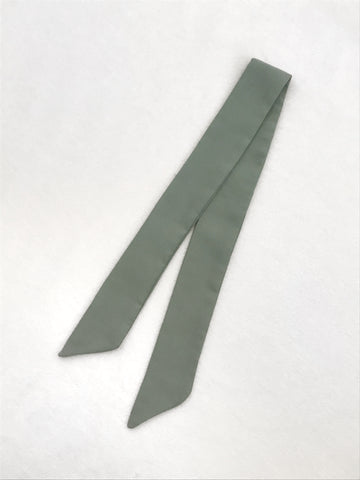 Sage Green Hair Scarf