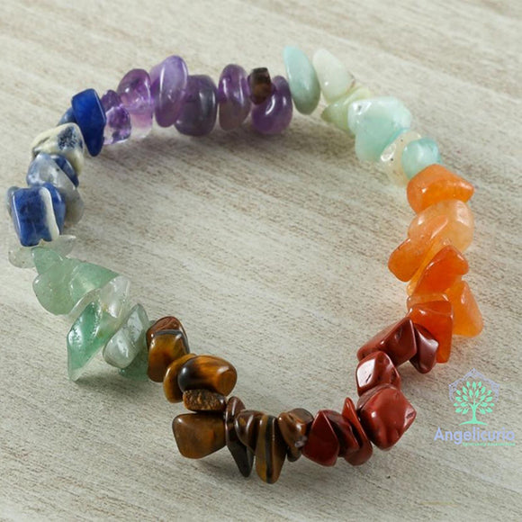 Natural Chipstone Bracelet