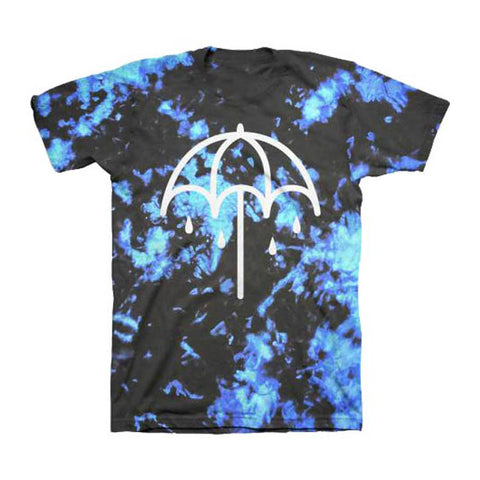 BMTH Umbrella Tie-Dye T-Shirt - GIG-MERCH.com