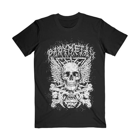 Babymetal Crossbone T-Shirt+Ticket Bundle