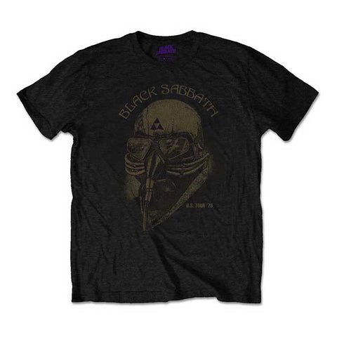 Black Sabbath US Tour 1978 T-Shirt - GIG-MERCH.com