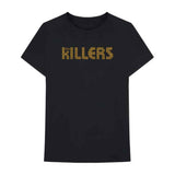 The Killers Logo Brandon 2018 Tour T-Shirt