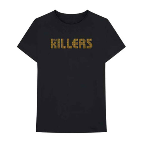 The Killers Logo Brandon 2018 Tour Tee - GIG-MERCH.com