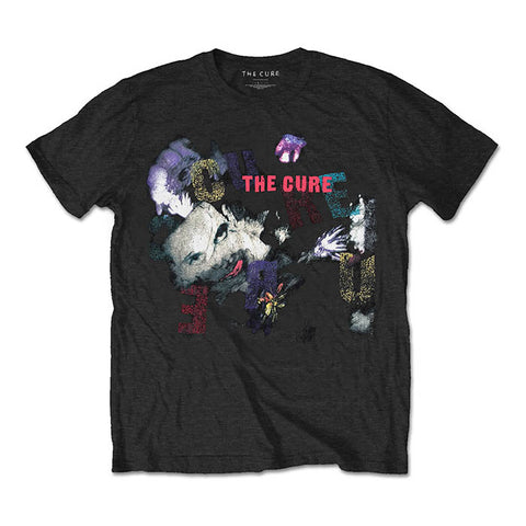 The Cure The Prayer Tour 1989 T-Shirt