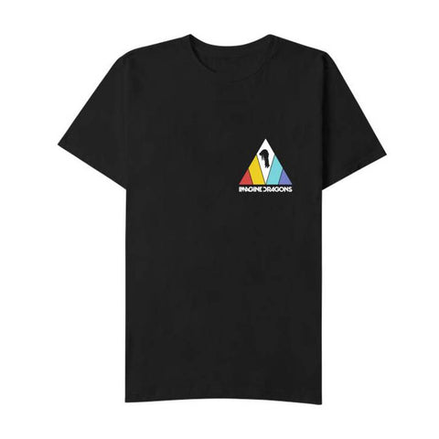 Imagine Dragons Color 2018 Tour T-Shirt