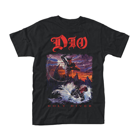 Dio Holy Diver T-Shirt - GIG-MERCH.com