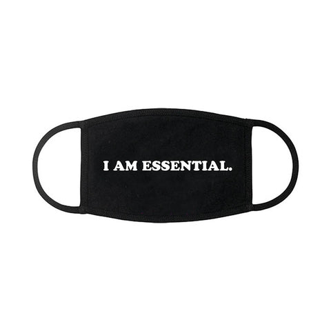 I Am Essential Face Cover - GIG-MERCH.com