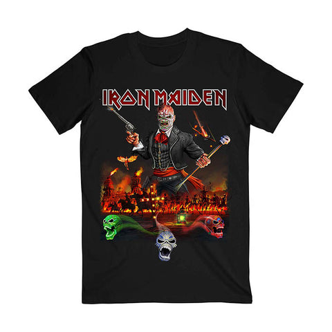 Iron Maiden Nights Of The Dead Album T-Shirt
