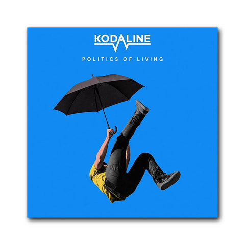 Kodaline ‎– Politics Of Living CD - GIG-MERCH.com