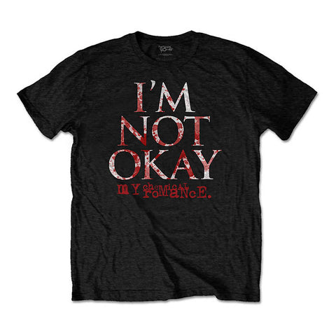 My Chemical Romance I'm Not Okay T-Shirt