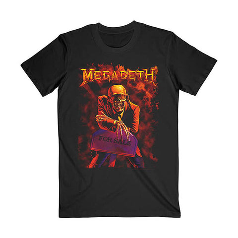 Megadeth Peace Sells T-shirt