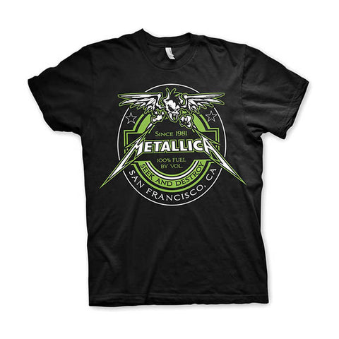 Metallica Fuel T-Shirt
