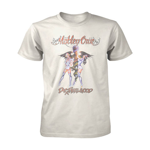 Motley Crue Dr. Feelgood Vintage T-Shirt - GIG-MERCH.com