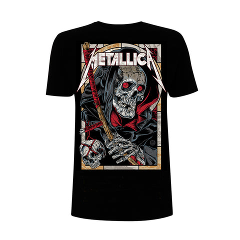 Metallica Death Reaper T-Shirt - GIG-MERCH.com