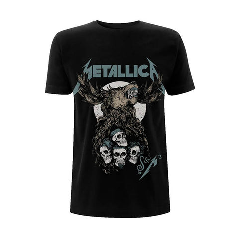 Metallica S&M2 Moose Skull T-Shirt