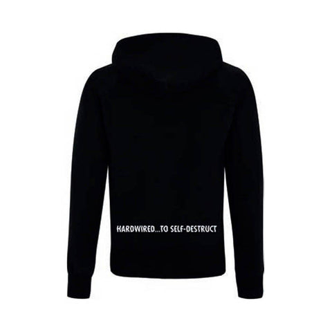 Metallica Hardwired Title Hoodie - GIG-MERCH.com