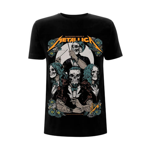 Metallica S&M2 After Party T-Shirt - GIG-MERCH.com
