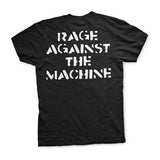 RATM Large Fist T-Shirt - GIG-MERCH.com