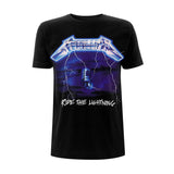 Metallica Ride The Lightning Tracks T-Shirt - GIG-MERCH.com