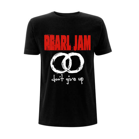 Pearl Jam Don't Give Up T-Shirt - GIG-MERCH.com