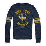 Bon Jovi Retro Long Sleeve T-Shirt