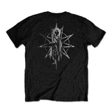 Slipknot WANYK White Splatter T-shirt - GIG-MERCH.com