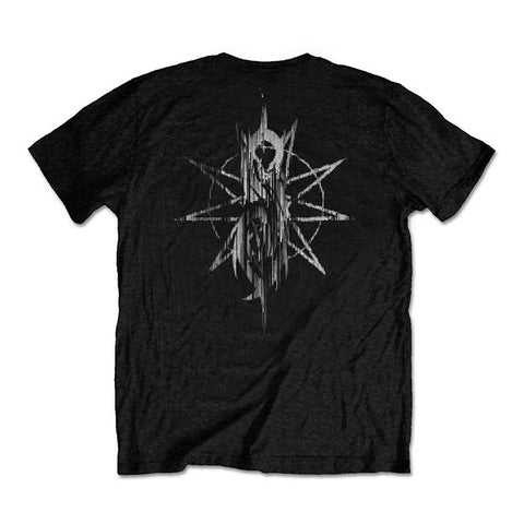 Slipknot WANYK Band White Logo T-shirt - GIG-MERCH.com