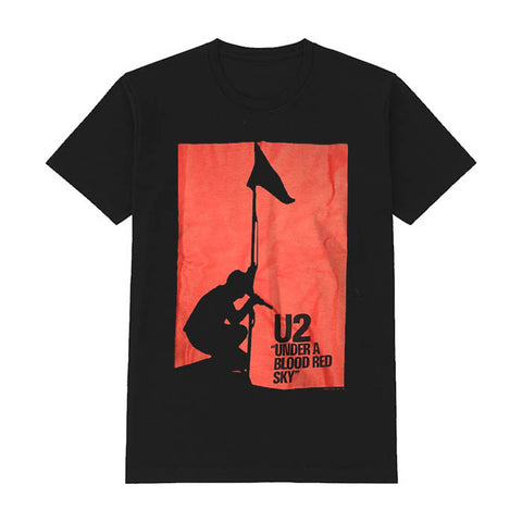 U2 Blood Red Sky T-Shirt - GIG-MERCH.com