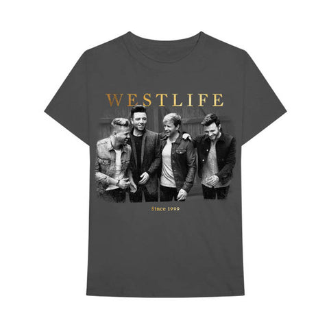 Westlife Twenty Tour Singles T-Shirt - GIG-MERCH.com