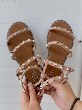 Most Loved Studded Sandals